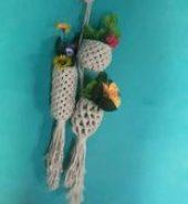 Flower Tub Hanger 3 pcs set